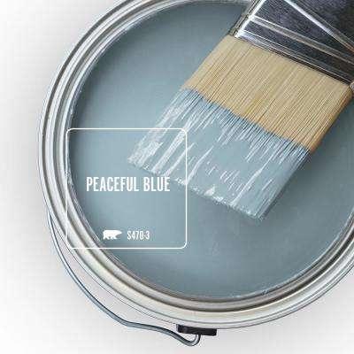 S470-3 Peaceful Blue Paint
