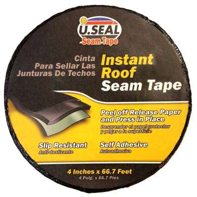 4 in. x 66.7 ft. NonSkid Roof Tape USEAL