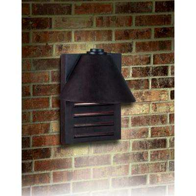 Fairbanks Copper Outdoor Medium Wall-Mount Lantern