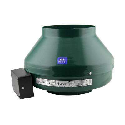 460 CFM Green Powered 8 in. Inline Duct Fan