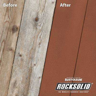 5 gal. California Rustic Exterior 6X Deck Coat