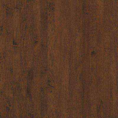 Take Home Sample - Subtle Scraped Ranch House Hillside Maple Engineered Hardwood Flooring - 5 in. x 7 in.
