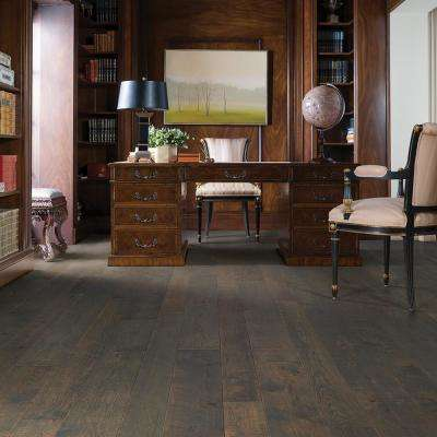 Hickory Carmel 1/2 in. T x 5 and 7 in. Multi-Width x Varying Length Engineered Hardwood Flooring(1122.05 sq. ft./pallet)
