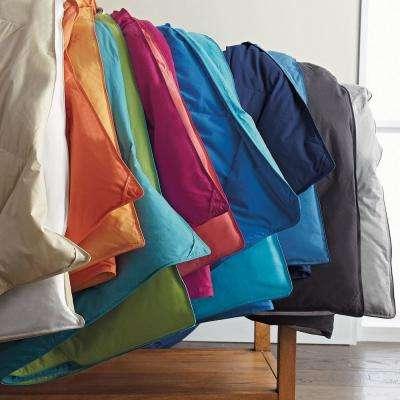 St. Tropez Reversible Down Comforter