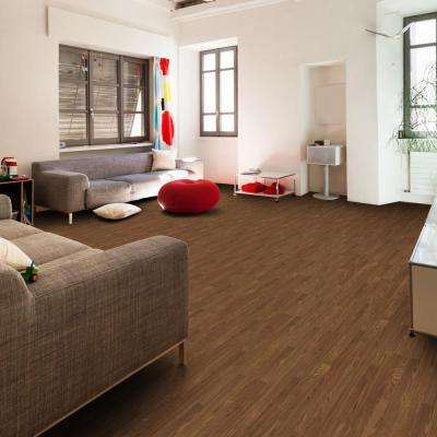Lincoln Smith Honey Oak 7 mm Thick x 7.6 in. Wide x 50.79 in. Length Laminate Flooring (26.8 sq. ft. / case)