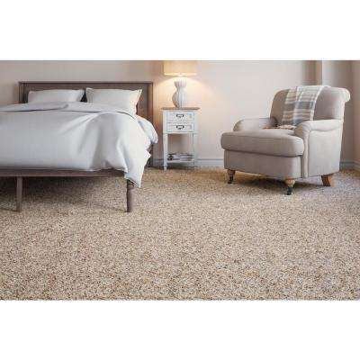 Collinger II-Color Oxford Textured 12 ft. Carpet