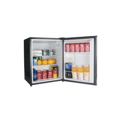 Freezerless 2.4 cu. ft. Mini Fridge in Stainless Steel