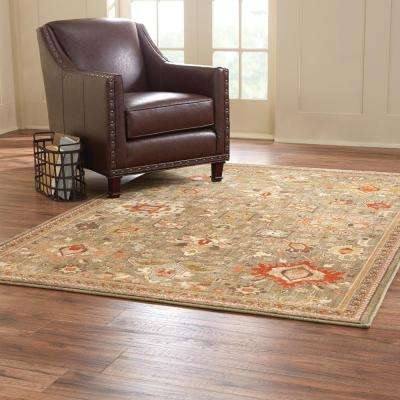 Grayson Green 5 ft. x 8 ft. Area Rug
