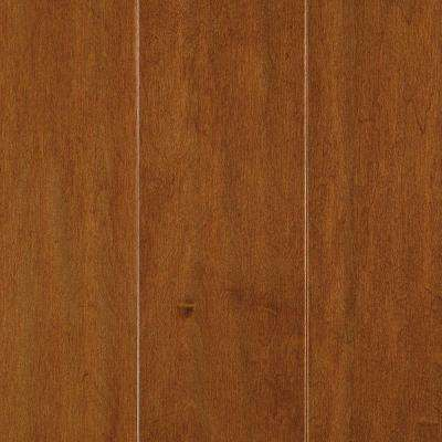 Duplin Light Amber Maple 3/8 in. Thick x 5-1/4 in. Wide x Random Length Engineered Hardwood Flooring (22.5 sq. ft./case)