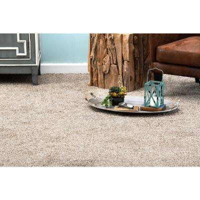 Residential Rocky Road Peel and Stick 24 in. x 24 in. Carpet Tile (6 Tiles/Case)