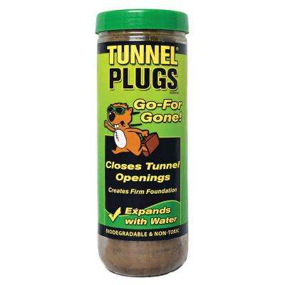 Expanding Coco Tunnel Plugs - Completely Closes Unsafe Gopher Holes