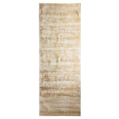 Luminous Cream 2 ft. 6 in. x 8 ft. Rug Runner