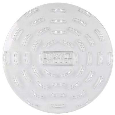 16 in. Deck Saver Recycled Plastic Saucer