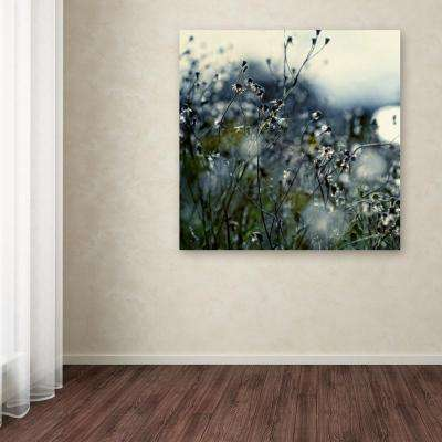 "35 in. x 35 in. ""In Silence"" by Beata Czyzowska Young Printed Canvas Wall Art"