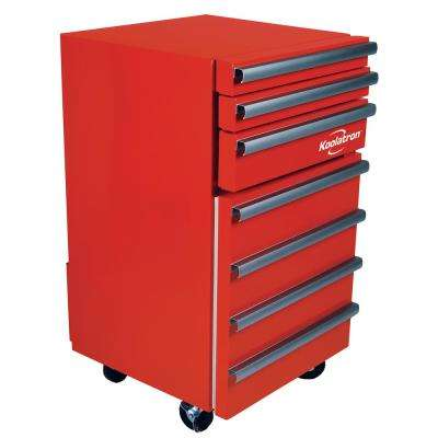 1.8 cu. ft. Mini Refrigerator in Red