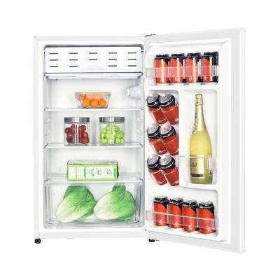 4.4 cu. ft. Mini Fridge in White