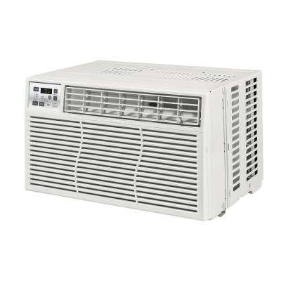 12,000 BTU Through the Window Room Air Conditioner, Wi-Fi Enabled
