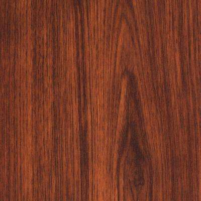 Embossed Brazilian Cherry 7 mm Thick x 7-11/16 in. Wide x 50-5/8 in. Length Laminate Flooring (24.33 sq. ft. / case)