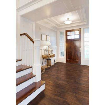 Woodland Antique Mahogany 7 in. x 48 in. Rigid Core Luxury Vinyl Plank Flooring (55 cases / 1309 sq. ft. / pallet)