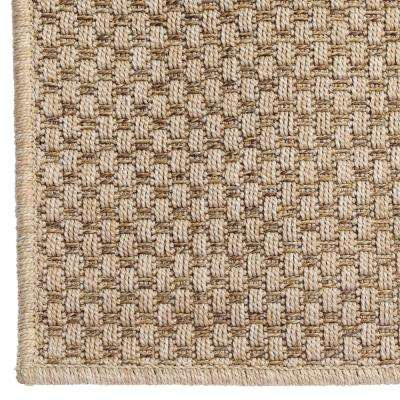 Sanibel Natural 5 ft. x 8 ft. Area Rug