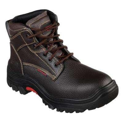 Men's Burgin 6'' Work Boots - Steel Toe