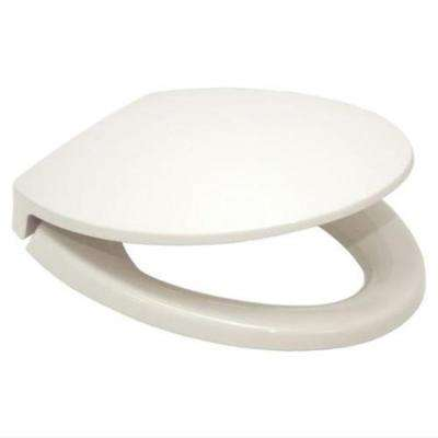 Toto Elongated Closed Front Toilet Seat in Colonial White