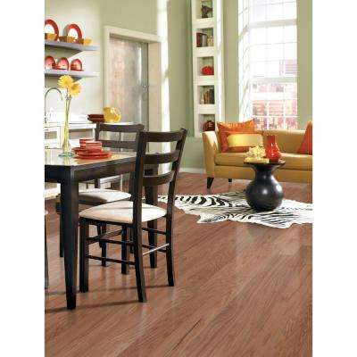 Scraped Oak Flint 3/4 in. Thick x 4 in. Wide x Random Length Solid Hardwood Flooring (21 sq. ft. / case)