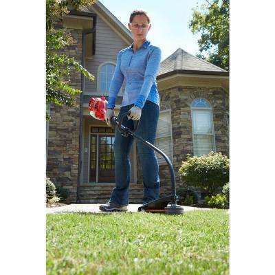 2-Cycle 26 cc Curved Shaft Gas Trimmer