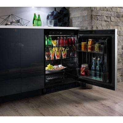 4.9 cu. ft. Undercounter Refrigerator in Stainless Steel