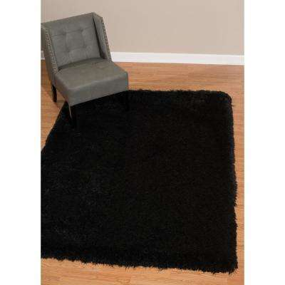 Bliss Catalina Black 5 ft. x 7 ft. Area Rug