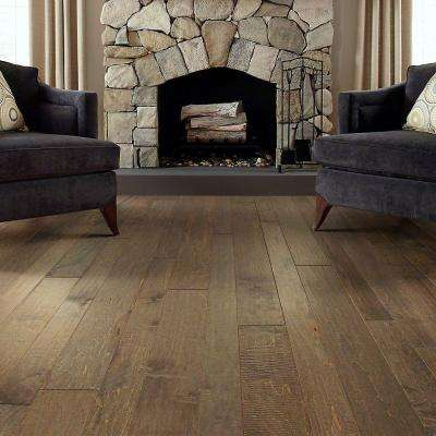 Pointe Maple Freeway 3/8 in. Thick x 3-1/4 in and 5 in. Wide x Random Length Eng Hardwood Flooring (39.34 sq. ft. /case)