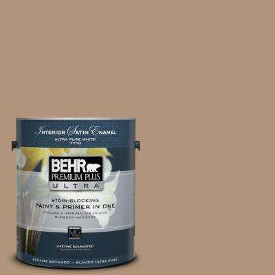Home Decorators Collection 1-gal. #HDC-NT-22 Nomadic Satin Enamel Interior Paint