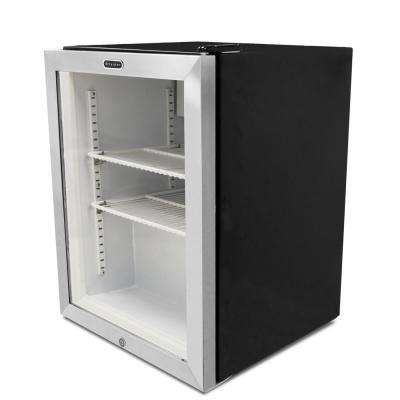 Countertop Reach In 1.8 cu. ft. Display Glass Door Commercial Reach In Freezer