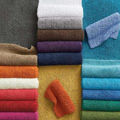 Company Cotton Chunky Loop Rubber-Backed Bath Rug