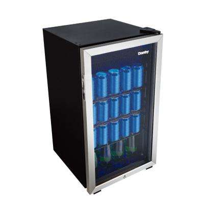 3.1 cu. ft. 18 in. 117-Can Beverage Center