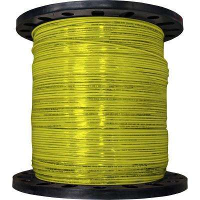 2500 ft. 12/19 Yellow Stranded THHN Wire