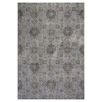 Wilton Grey 5 ft. 3 in. x 7 ft. 7 in. Area Rug