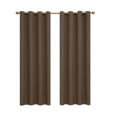 Bobbi Blackout Curtain Panel