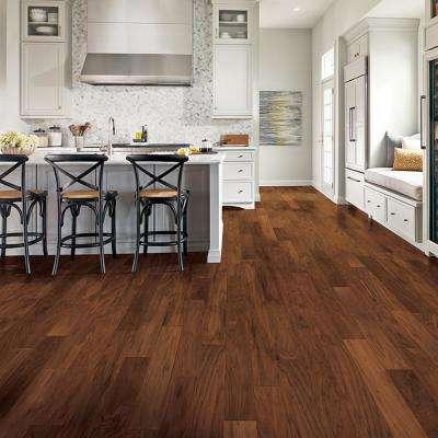 Proshield Autumn Glen Walnut 3/8 in. Thick x 5 in. Wide x Varying Length Engineered Hardwood Flooring (22 sq. ft.)