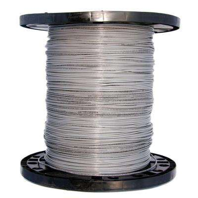 2500 ft. 14 Gray Stranded THHN Wire