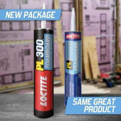 PL 300 10 fl. oz. Foamboard Adhesive