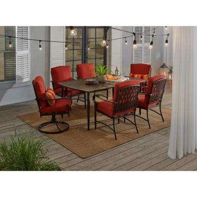 Natural Tan 7 ft. 10 in. x 9 ft. 10 in. Indoor/Outdoor Area Rug