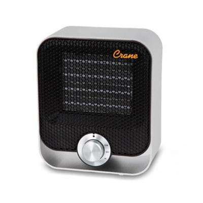 1200-Watt Compact Design Ceramic Space Heater