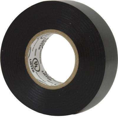 22 yd. x 3/4 in. Electrical Tape, Black