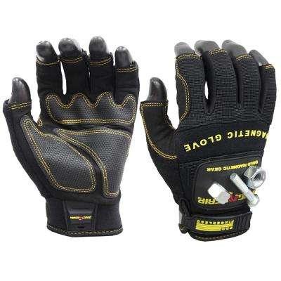 Pro Fingerless Magnetic Glove