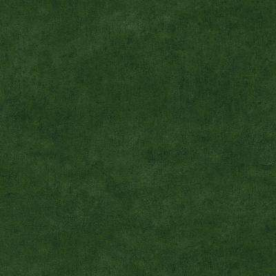 8 in. x 10 in. Green Crackle Faux Texture Wallpaper Sample