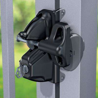 D&D Security Dual Access Latch