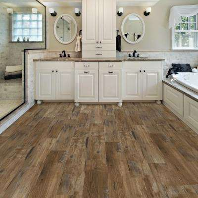 Heirloom Pine 8.7 in. W x 47.6 in. L Luxury Vinyl Plank Flooring (20.06 sq. ft. / case)