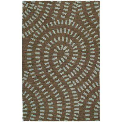 Carriage- Traffic Spa 5 ft. x 7 ft. 9 in. Area Rug