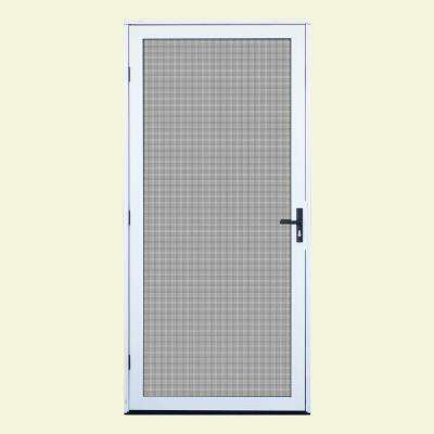 Recessed Mount Security Door with Meshtec Screen